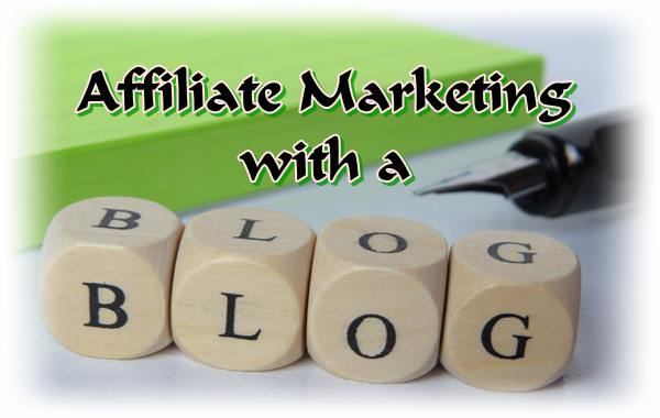 How to do affiliate marketing with the use of a blog.