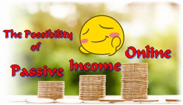 Dreaming of the possibilities of passive income online?