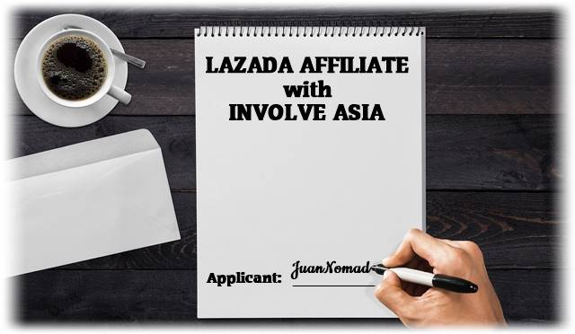 How to join Lazada Affiliate Program step by step.